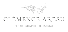 Clémence Aresu - Wedding Photographer