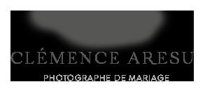 Clémence Aresu - Photographe de mariage