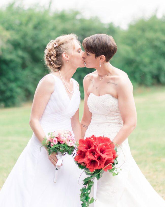 mariage virginie elodie