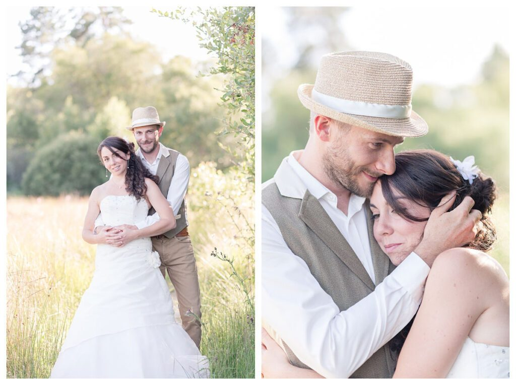Photographe mariage toulouse couple