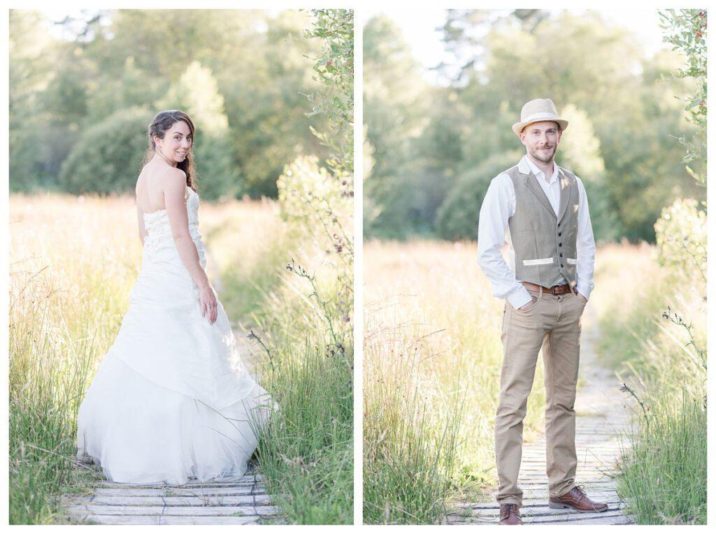 Photographe mariage correze couple