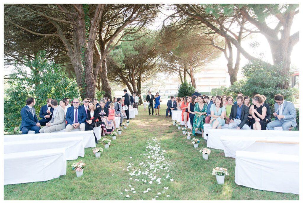cérémonie laique mariage biarritz