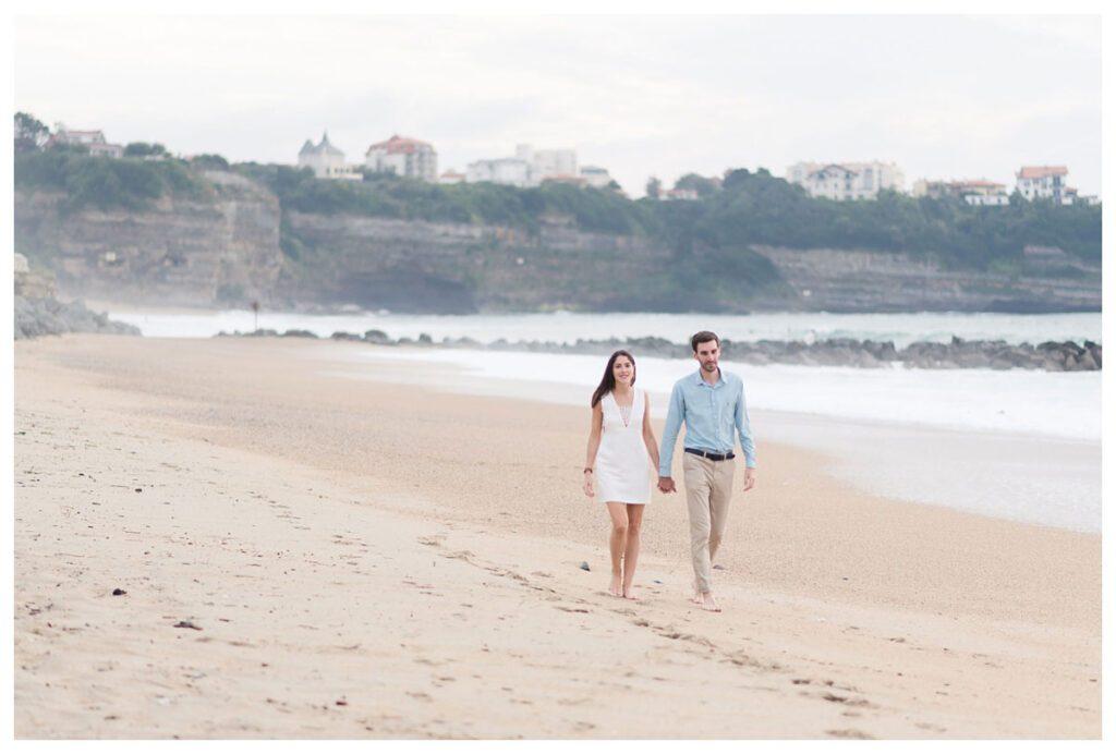 couple plage ocean
