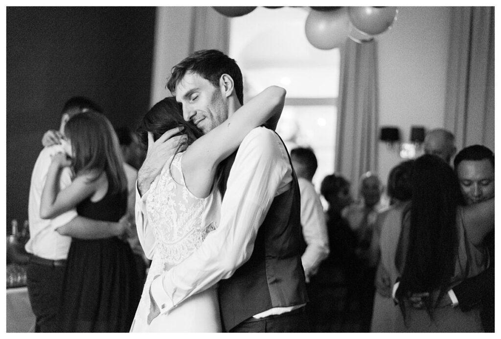 soirée danse mariés