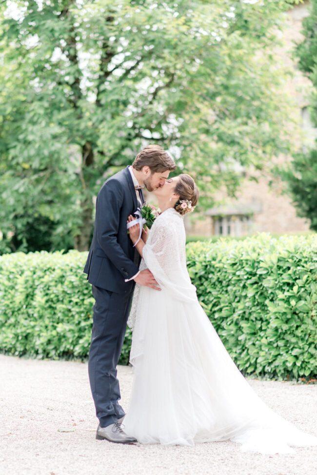 Mariage en Corrèze à Chamboulive