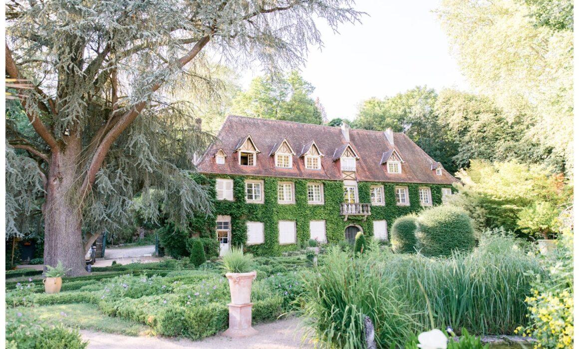 Domaine de mariage le Poudrier à Limoges